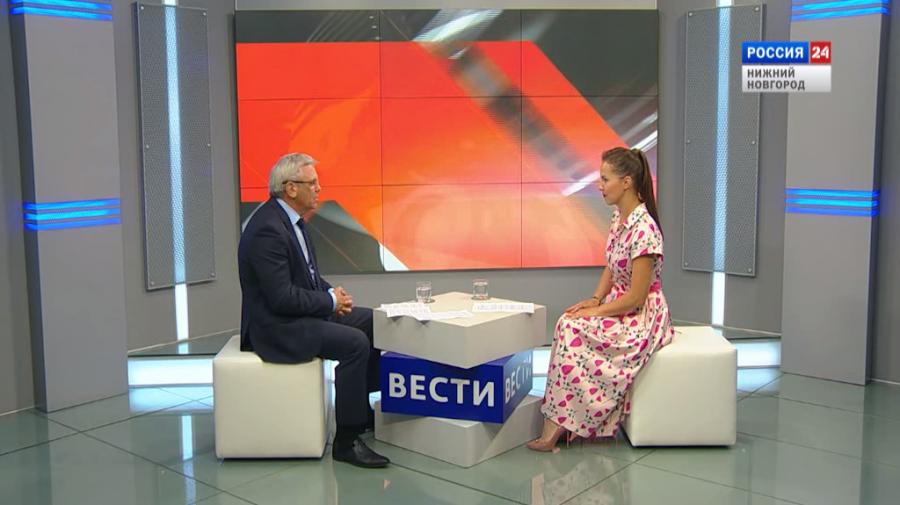 Евгений Люлин рассказал о подготовке к сентябрьским выборам