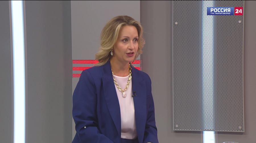 Маргарита Красилевская рассказала о том, как идет подготовка к выборам в Нижегородской области